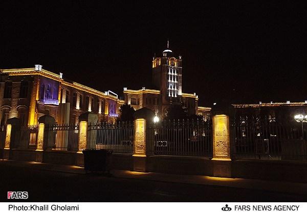 میدان ساعت شهرداری