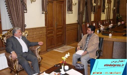 مصاحبه عرب باغی ارس