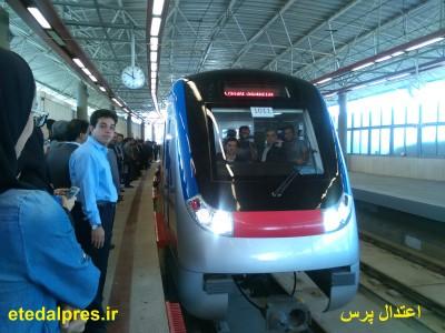 مترو تبریز ۲