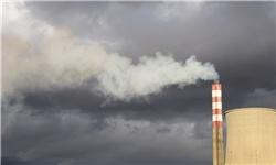 نیروگاه آلودگی هوا دود