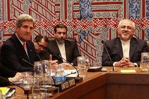 مذاکرات هسته ای ظریف
